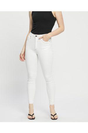 DRICOPER DENIM DCD Hi Jeans - Crop (Crispy ) DCD Hi Jeans