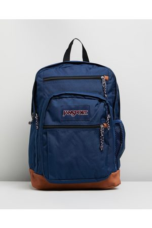 JanSport Cool Student Backpack - Outdoors (Navy) Cool Student Backpack