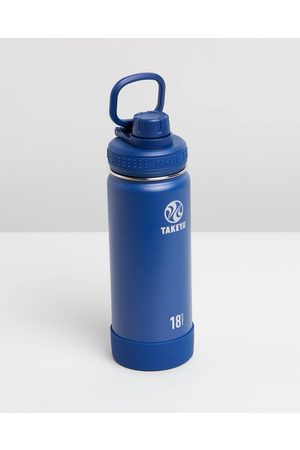 Takeya 530ml Insulated Stainless Steel Bottle (18oz) - Water Bottles (Midnight) 530ml Insulated Stainless Steel Bottle (18oz)