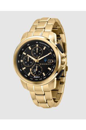 Maserati Successo Solar Chronograph - Watches Successo Solar Chronograph