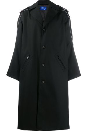 Ader Error Trench Coats - Oversized trench coat