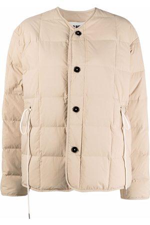 Jil Sander Padded drawstring jacket