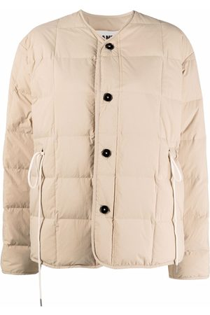 Jil Sander Women Winter Jackets - Padded drawstring jacket