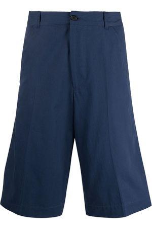 Kenzo Men Bermudas - Long cotton shorts