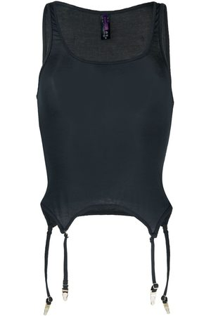 MAISON CLOSE Women Slips - Sleeveless modal camisole