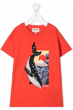 Kenzo Graphic-print T-shirt