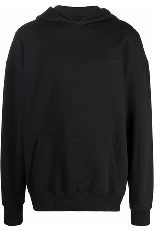 A-cold-wall* Men Sweaters - Logo-patch pullover hoodie