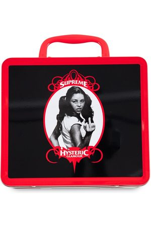 Supreme X Hysteric Glamour lunchbox set