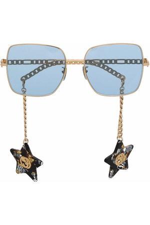 Gucci Women Sunglasses - GG0724S square-frame sunglasses