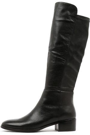 Django & Juliette Tetley Boots Womens Shoes Casual Long Boots