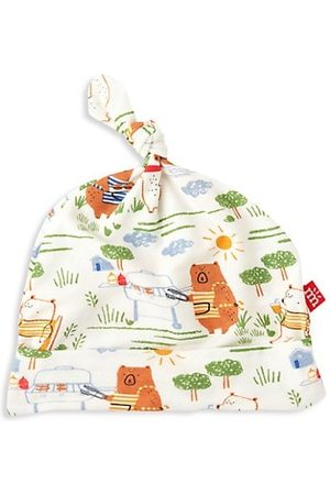 Magnetic Me Baby's BBQ Bears Hat