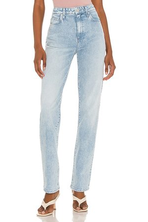 Le Jean Women Boyfriend - High Rise Sabine Straight in .