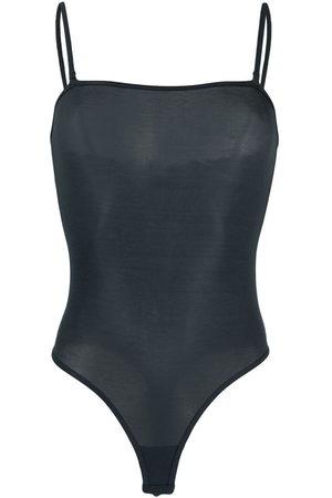 MAISON CLOSE Women Lingerie Bodies - Sleeveless modal bodysuit