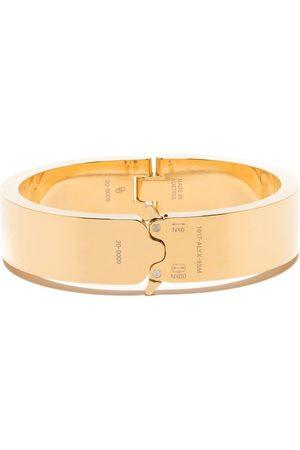 1017 ALYX 9SM Bracelets - Logo engraved bracelet