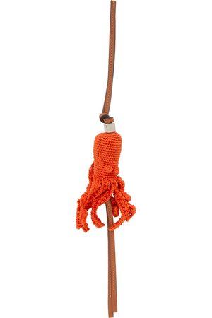 Loewe & Paula's Ibiza Crochet Octopus Keychain