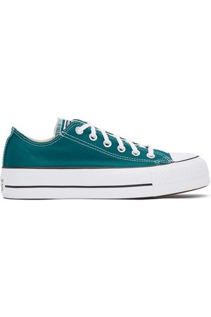 Converse Color' Platform Chuck Taylor All Star Low Sneakers
