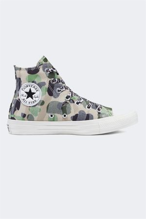 Converse Women Sneakers - Chuck Taylor Print High Top Multi
