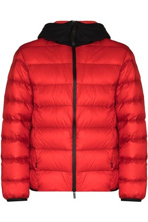 Moncler Men Winter Jackets - Provins zip-up padded jacket