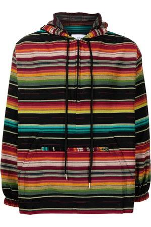 STAMPD Men Hoodies - Striped cotton hoodie