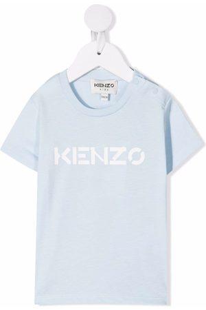 Kenzo Logo-print cotton T-shirt