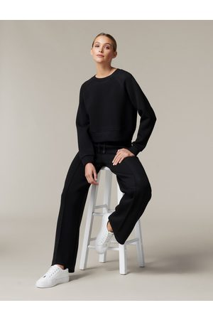 Forever New Women Sweaters - Georgia Oversized Cropped Sweater