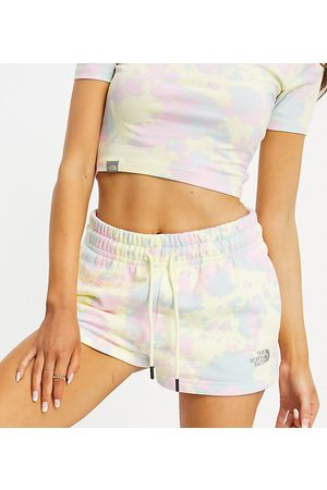 The North Face Mix and Match short in tie-dye Exclusive to ASOS-Multi