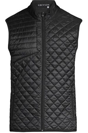 GREYSON Men Gilets - Sioux Quilted Vest