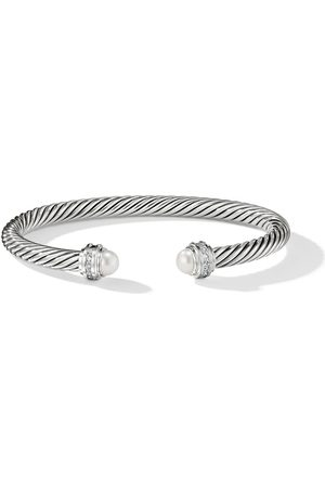 David Yurman Women Bracelets - 5mm cable princess bracelet