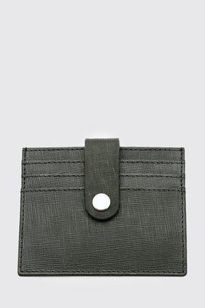 Boohooman Men Wallets - Mens Plain Card Holder