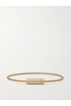 LE GRAMME Le 11 Brushed 18-Karat Bracelet