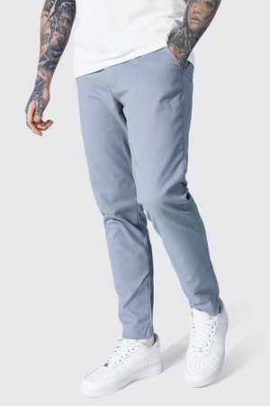 Boohooman Mens Slim Fit Chino Trouser