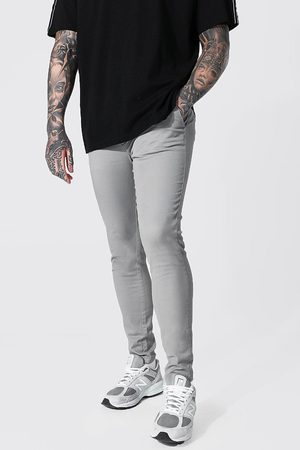 Boohoo Mens Super Skinny Chino Trouser