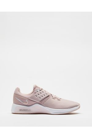 Nike Women Shoes - Air Max Bella TR 4 Women's - Training (Champagne, Metallic , Light Violet & ) Air Max Bella TR 4 - Women's