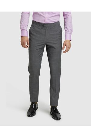 Oxford Byron Wool Suit Trousers - Suits & Blazers Byron Wool Suit Trousers