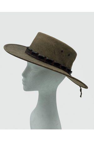 Jacaru 1134 Wild Roo Croc Digger Hat - Hats 1134 Wild Roo Croc Digger Hat