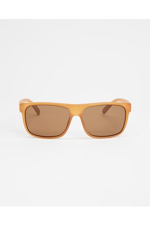 Volcom Stoney Sunglasses Matte Honey - Sunglasses (Bronze) Stoney Sunglasses Matte Honey