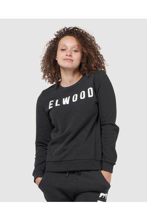 Elwood Women Sweatshirts - Huff N Puff Crew - Crew Necks ( / ) Huff N Puff Crew