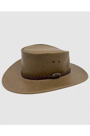 Jacaru 1003 Swagman Hat - Hats 1003 Swagman Hat