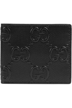 Gucci Men Wallets - GG embossed wallet