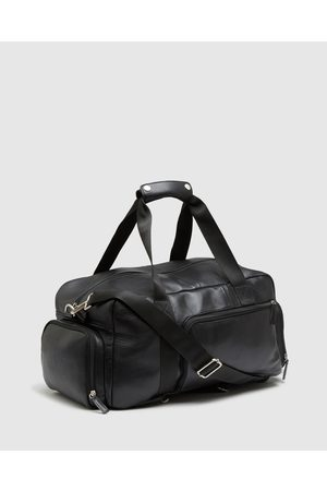 Oxford Men Travel Bags - Asher Leather Weekender Bag - Bags Asher Leather Weekender Bag