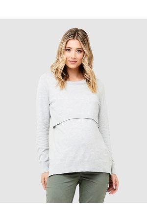 Ripe Maternity Toni Nursing Knit - Jumpers & Cardigans Toni Nursing Knit