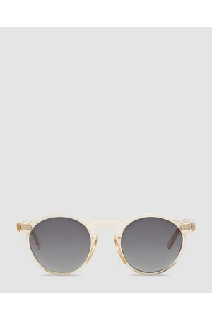 Status Anxiety Sunglasses - Ascetic Sunglasses - Sunglasses (Blonde) Ascetic Sunglasses