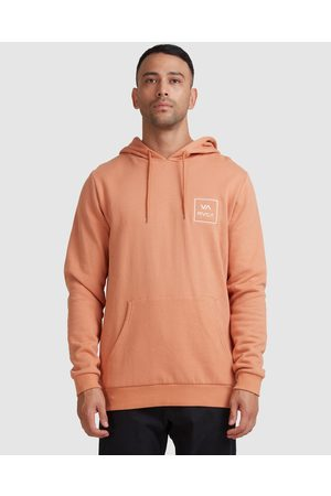 RVCA Men Cardigans - All The Ways Pullover - Jumpers & Cardigans (CANYON ROSE) All The Ways Pullover