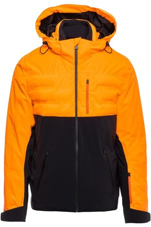 Aztech Ajax hooded padded jacket