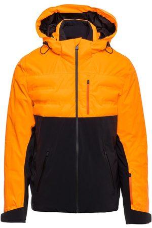 Aztech Ajax hooded padded jacket