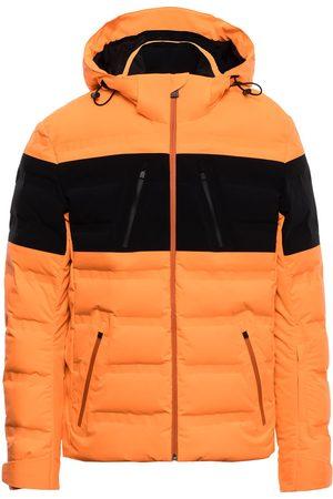 Aztech Padded hooded jacket