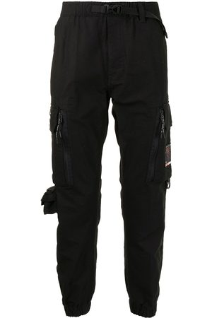 AAPE BY A BATHING APE Men Cargo Pants - Tapered cargo trousers