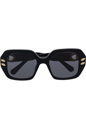 Stella McCartney Women Sunglasses - Braided oversized-frame sunglasses