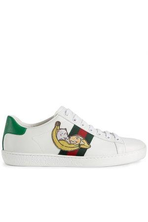 Gucci Bananya x Ace sneakers