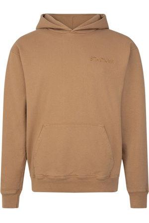 Stadium Goods Eco logo-embroidered hoodie